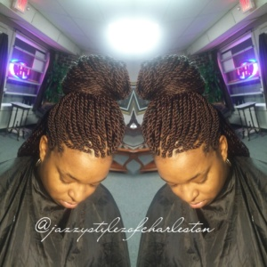 twist style by Jazzy Stylez of Charleston