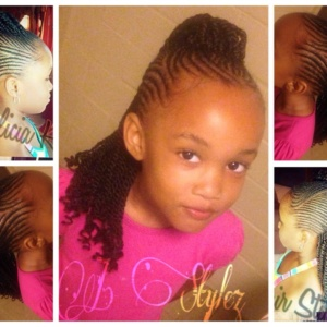 braids styles by Jazzy Stylez of Charleston