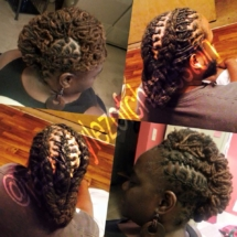locs by Jazzy Stylez of Charleston